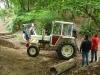 Nonus et son tracteur