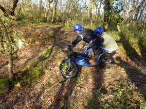 side car trial photo